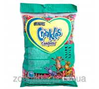 CareFresh (Кеа Фреш) Crinkles Confetti Кринклес Конфетти серпантин для грызунов птиц рептилий