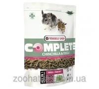 Versele-Laga Complete Chinchilla & Degu (0,5 кг) гранулированный корм для шиншилл и дегу
