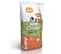 Versele-Laga Crispy Cavia (0,4 кг) Морская Свинка зерновая смесь корм с витамином C для морских свинок
