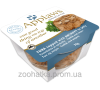 Applaws Cat Layers Tuna with Anchovy in Jelly (70 г) Эпплоус Кэт Лэйер Тунец с Анчоусами в желе корм для кошек