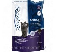 Bosch Sanabelle (Санабель) Adult Ostrich (2 кг) корм для кошек с мясом страуса