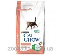 Cat Chow (Кет Чоу) Sensitive Корм для кошек с чувствительным пищеварением 1,5 кг