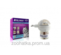 Feliway (Феливей) Диффузор + 3 флакона по 48 мл модулятор поведения для кошек