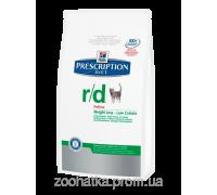 Hills PD Feline r/d (1,5 кг) ожирение, снижение веса