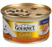 Gourmet Gold (Гурме Голд) паштет с индейкой