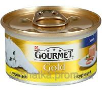Gourmet Gold (Гурме Голд) паштет с курицей