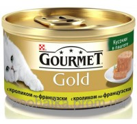 Gourmet Gold (Гурме Голд) Кусочки в паштете