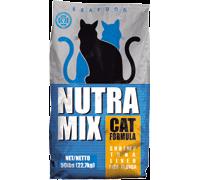 Nutra Mix (Нутра Микс) Seafood (22,68 кг) корм для взрослых кошек