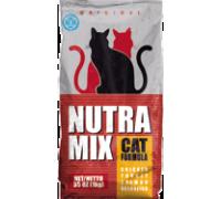 Nutra Mix (Нутра Микс) Original (9,07 кг) корм для взрослых кошек