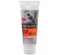 Nutri-Vet (Нутри-Вет) Hairball гель для выведения шерсти добавка для котов