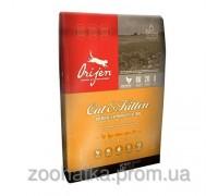 ORIJEN Cat&Kitten (Ориджен)  5,4 кг корм для кошек всех возрастов и пород