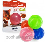 Premier Slimcat Слим Кэт универсальный шар-кормушка для котов
