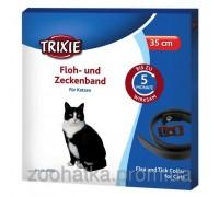Trixie Flea and Tick Collar (Трикси) ошейник для кошек от блох и клещей
