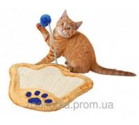 Trixie (Трикси) Когтеточка для кошек с игрушкой на пружине