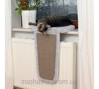 Trixie (Трикси) Когтеточка на подоконник с площадкой для отдыха для кошек