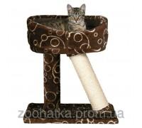 Trixie Cabra Когтеточка с лежанкой для кошек Трикси Кабра