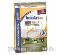 Bosch (Бош) Adult Mini Poultry & Millet (3 кг) корм для собак малых пород с Птицей и Просом