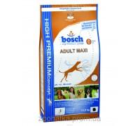 Bosch (Бош) Adult Maxi (15 кг) корм для собак крупных пород