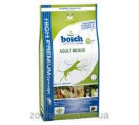 Bosch (Бош) Adult Menue (15 кг) корм для собак с нормальной активностью