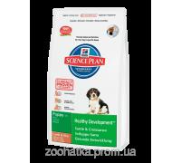 Hills SP Puppy Healthy Development Medium Ягненок и Рис (3 кг)