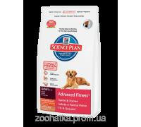 Hills SP Canine Adult Advanced Fitness Large Breed с Ягненком и Рисом (12 кг)