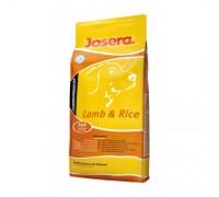 Josera Lamb & Rice (15 кг) ягненок с рисом корм для взрослых собак (Жозера, Йозера)