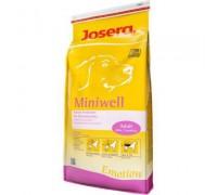 Josera Miniwell (15 кг) корм для взрослых собак миниатюрных пород (Джосера, Йозера)