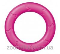 Trixie (Трикси) Ring Thermoplastic Rubber (TPR) Floatable Игрушка кольцо плавающее для собак 17 см
