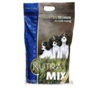 Nutra Mix Gold (Нутра Микс Голд) Small Breed Puppy (22,7 кг) для щенков мелких пород