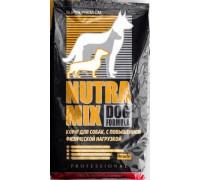Nutra Mix (Нутра Микс) Dog Professional (18,14 кг) корм для собак (черная)