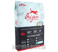 Orijen 6 Fresh Fish (Ориджен 6 рыб) 13 кг корм для собак на основе рыбы