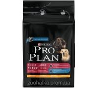 Pro Plan (Про План) Dog Adult Chicken Large Breed Корм для собак крупных пород с курицей и рисом 3 кг