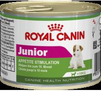 Royal Canin (Роял канин) JUNIOR Wet - Полнорационный влажный корм для щенков в возрасте до 10 месяцев