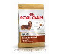 Royal Canin (Роял канин) Dachshund Adult (1,5 кг) корм для собак породы такса старше 10 месяцев