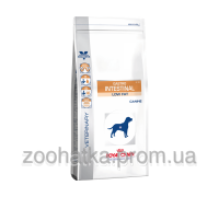 Royal Canin (Роял канин) Gastro Intestinal Low Fat Dry (1.5 kg) лечебный корм для собак