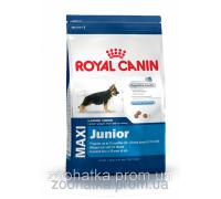 Royal Canin (Роял канин) Maxi Junior (15 кг) для щенков до 15 месяцев