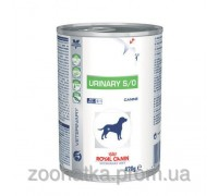 Royal Canin (Роял канин) Urinary S/O - Can - лечебные консервы для собак