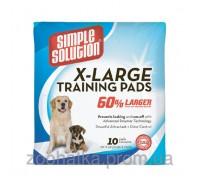 Simple Solution (Симпл Солюшен) X-Large Training Pads Гигиенические пеленки для собак 71 х 76,2 см