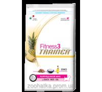 Trainer Fitness3 (Трейнер Фитнес) Puppy & Junior Mini полноценное питание для щенков мелких пород 7,5 кг