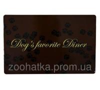 Trixie (Трикси) Place Mate Dog's favourite Diner Коврик под миску для собак