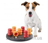 Trixie (Трикси) Mini Solitaire Strategy Game Стратегическая игра для собак Солитер