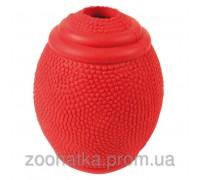 Trixie (Трикси) Snack Rugby Ball Игрушка кормушка для собак мяч регби 8 см
