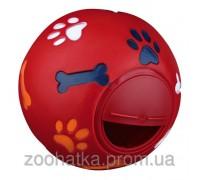 Trixie (Трикси) Snack Ball Игрушка кормушка для собак мяч 14 см