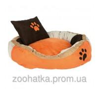 Trixie (Трикси) Bonzo Bed Лежак с подушкой для собак 100 × 70 см