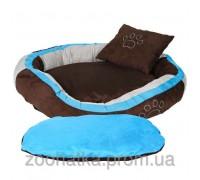 Trixie (Трикси) Bonzo Bed Лежак с подушкой для собак 60 × 50 см