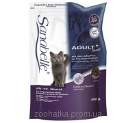 Bosch Sanabelle (Санабель) Adult Ostrich (400 г) корм для кошек с мясом страуса