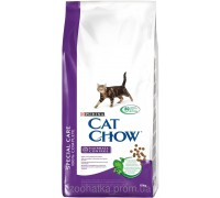 Cat Chow (Кет Чоу) Hairball Control Корм для контроля образования комков шерсти 15 кг