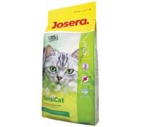 Josera SensiCat (10 кг) корм для кошек с чувствительным пищеварением (Джосера, Йозера)