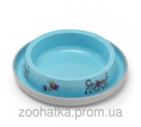 Moderna (Модерна) Trendy Dinner cat FF fun blue миска для кошек 210 мл