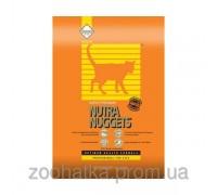 Nutra Nuggets Professional (Нутра Наггетс) для котят и активных кошек (18 кг) оранжевая